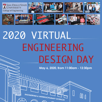 2020 Design Day Booklet Cover