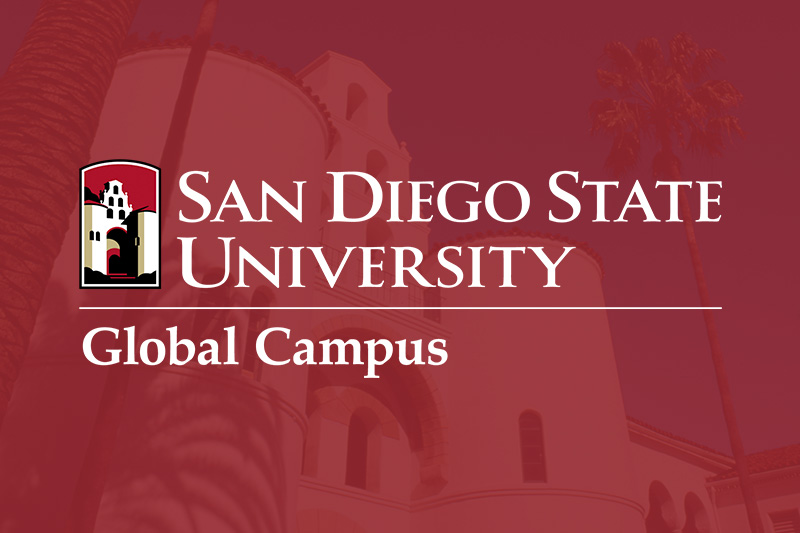 SDSU Global Campus Logo